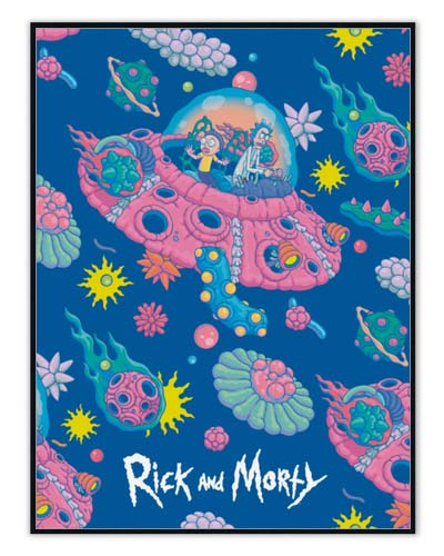 Rick & Morty posters