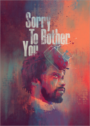 Premiumposter Sorry To Bother You