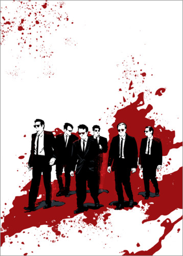 Premiumposter Reservoir Dogs