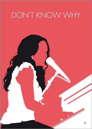 Premiumposter Norah Jones - Don't Know Why