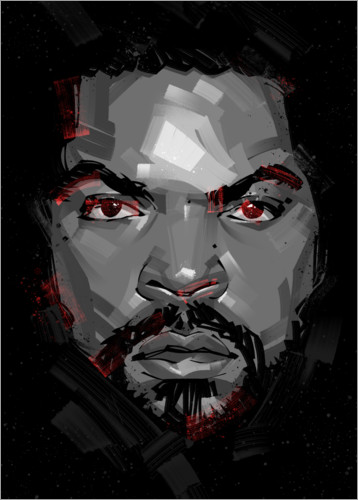 Premiumposter Ice Cube