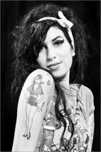 Premiumposter Amy Winehouse
