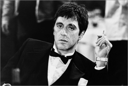 Poster Young Al Pacino