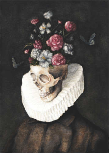 Premiumposter Beauty after Death