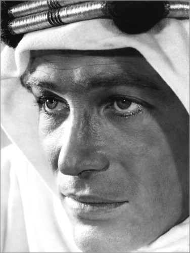 Premiumposter Peter O'Toole - Lawrence of Arabia