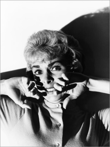 Premiumposter Psycho, Janet Leigh