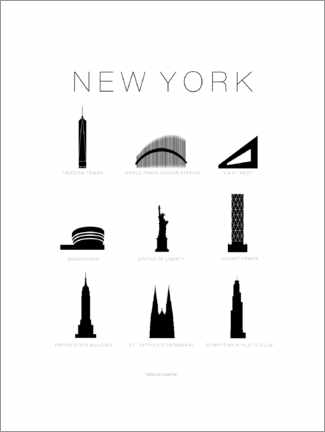 Premiumposter New York