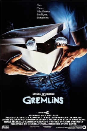 Galleritryck  Gremlins (English) - Entertainment Collection