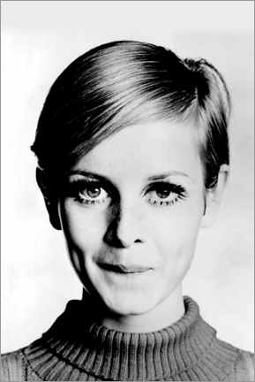 Premiumposter Cheeky Twiggy