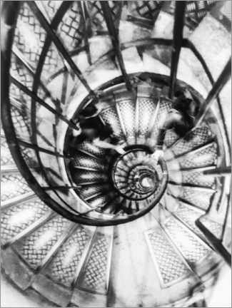Premiumposter  Stairs - Magda Izzard