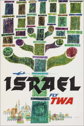 Premiumposter  Israel - Travel Collection