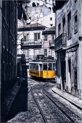 Premiumposter Stories of Lisbon