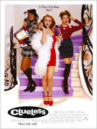 Premiumposter  Clueless - Entertainment Collection