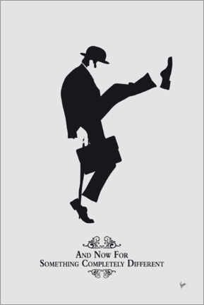 Premiumposter  Ministry of Silly Walks - chungkong
