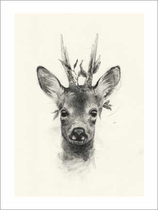 Premiumposter  Young roebuck - Richard Stark
