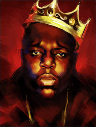 Premiumposter Biggie