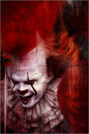 Premiumposter Pennywise