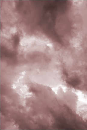 PVC-tavla  On pink clouds - Studio Nahili