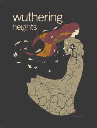 Premiumposter Wuthering Heights