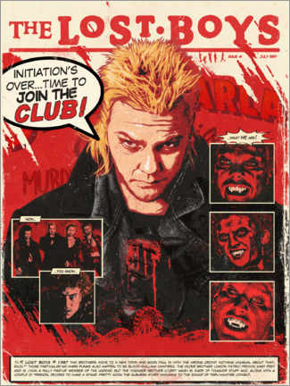 Premiumposter The Lost Boys