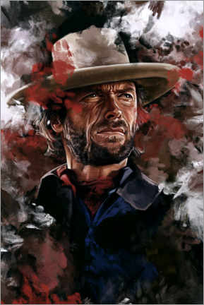 Premiumposter  The Outlaw Josey Wales - Dmitry Belov