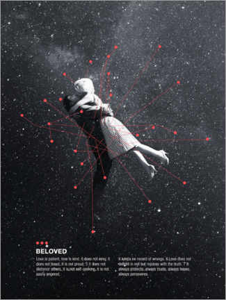 Premiumposter  Beloved - Frank Moth