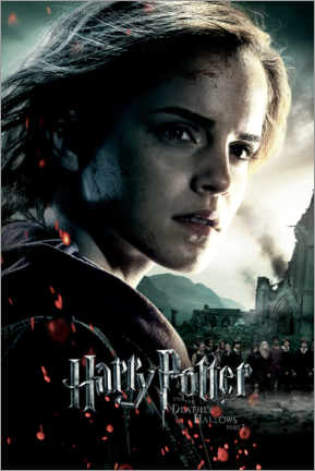 Premiumposter The Deathly Hallows II - Hermione