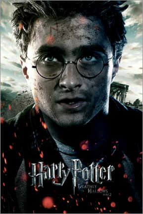 Premiumposter  The Deathly Hallows II - Harry Potter
