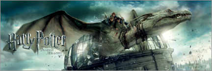 Premiumposter  The Deathly Hallows II - Dragon
