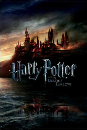 Premiumposter  The Deathly Hallows II - Hogwarts