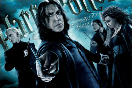 Premiumposter  The Half-Blood Prince - Death Eaters
