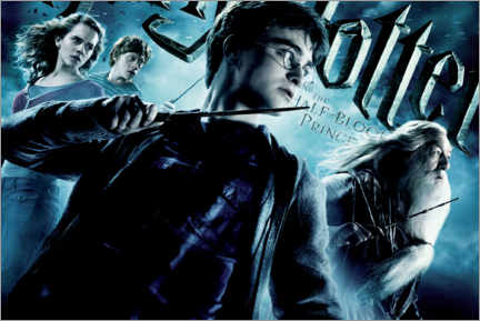 Premiumposter  The Half-Blood Prince - Dumbledore's Army