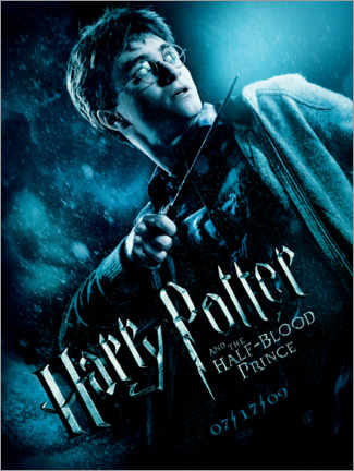 Premiumposter  The Half-Blood Prince - Harry Potter