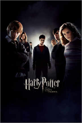Premiumposter  Harry Potter and the Order of the Phoenix