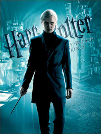 Canvastavla  The Half-Blood Prince - Draco Malfoy