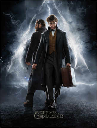 Premiumposter  Fantastic Beasts: The Crimes of Grindelwald