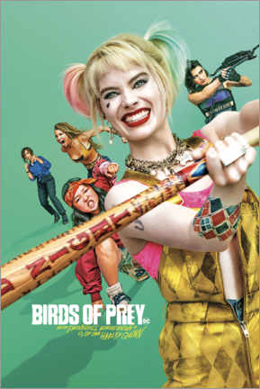Premiumposter  Birds of Prey - Harley Quinn (2020)