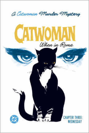 Premiumposter  Catwoman Mystery