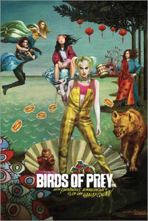 Premiumposter  Birds of Prey - Venus