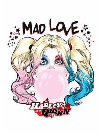 Premiumposter  Mad Love Harley