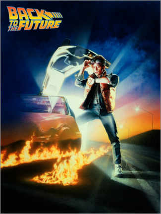 Premiumposter  Back to the future