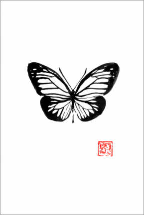 Premiumposter Butterfly