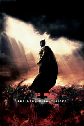 Canvastavla  The Dark Knight Rises - Sunbeams