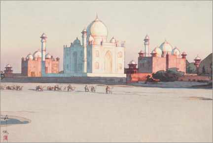 Premiumposter Directions to Agra, No. 3.