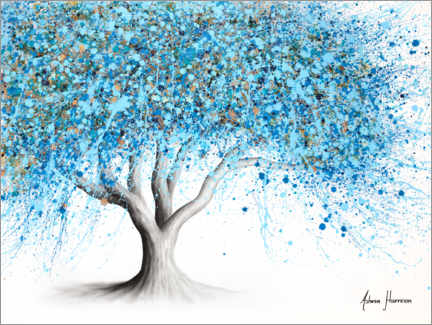 Premiumposter Tranquility Tree