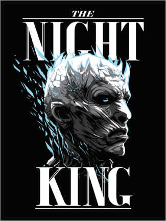 Premiumposter  Game of Thrones - The Night King