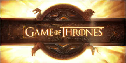 Premiumposter  Game of Thrones - opening credits