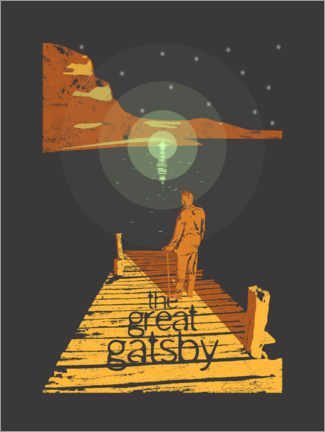 Premiumposter The Great Gatsby