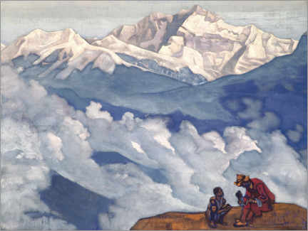 Premiumposter  Pearl of Searching - Nicholas Roerich