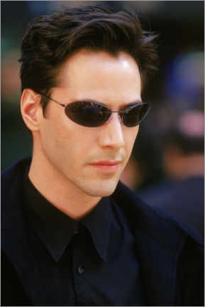 Premiumposter  The Matrix - Keanu Reeves is Neo